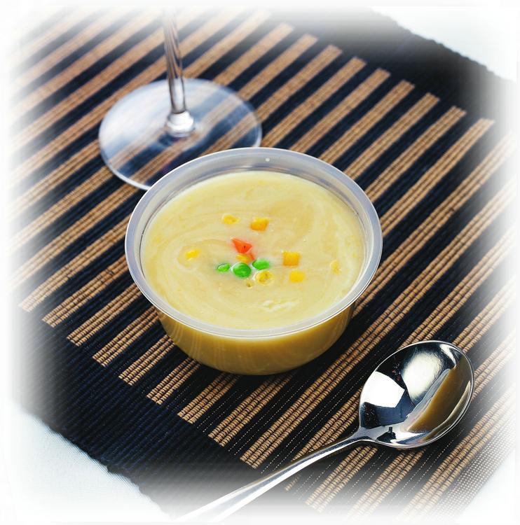 广州蒸烩煮 玉米浓汤