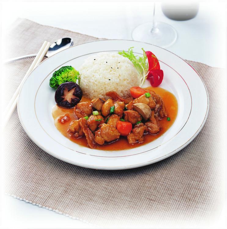 广州蒸烩煮 酱爆鸡腿肉