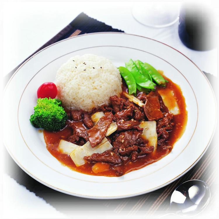 广州蒸烩煮 竹笋牛肉