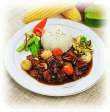 意式红烧汁烩牛腩